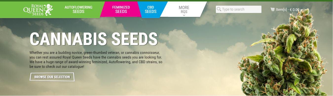 Global Cannabis Seed Banks Accept Bitcoin