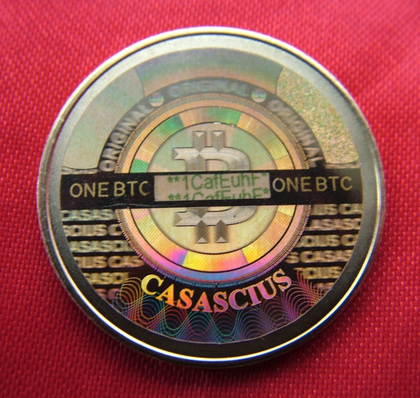 Review: Encyclopedia of Physical Bitcoins and Crypto-Currencies