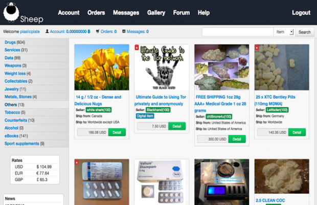 Sheep Market Operators Who Stole 40 Thousand BTC Face Prison Time