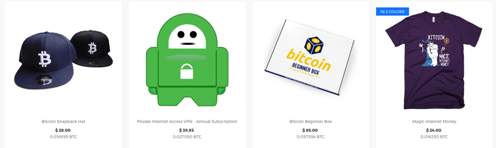 The Bitcoin Store: Tending to the Needs of the Emerging Crypto-Culture